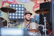 Bardentreffen 2017 - Meta and the Cornerstones - Drums I