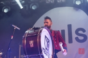 Puls Festival 2017 - Meute - Drum