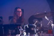 Puls Festival 2017 - The Big Moon - Drums