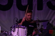 Puls Festival 2017 - Be Charlotte - Drums II