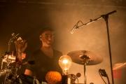 Puls Festival 2017 - Käptn Peng - Drums II