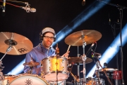 Stadtfest Ludwigshafen 2018 - Tim Bendzko - Drums III