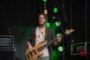 Das Fest 2018 - Johnny und die 5. Dimension - Bass II