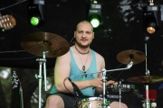 Das Fest 2018 - Johnny und die 5. Dimension - Drums I