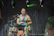 Das Fest 2018 - Johnny und die 5. Dimension - Drums II