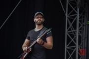 Das Fest 2018 - Airwood - Guitar II