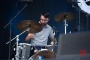Das Fest 2018 - Gurr - Drums I