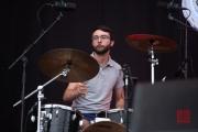 Das Fest 2018 - Gurr - Drums II