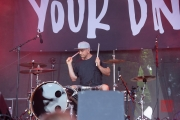DAS FEST 2019 - Mess up your DNA - Drums II