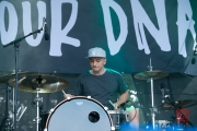 DAS FEST 2019 - Mess up your DNA - Drums I