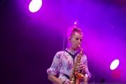 DAS FEST 2019 - Gentleman - Saxophone