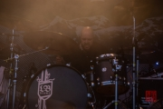 DAS FEST 2019 - Fjort - Drums