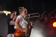 DAS FEST 2019 - Querbeat - Saxophone 2 I