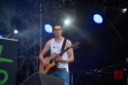 DAS FEST 2019 - Johnny & die 5. Dimension - Guitar I