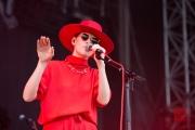 DAS FEST 2019 - Kat Frankie - Vocals II