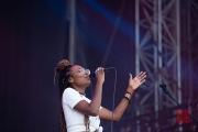 DAS FEST 2019 - Three Fall & Melane - Melane Nkounkolo I