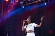 DAS FEST 2019 - Three Fall & Melane - Melane Nkounkolo II